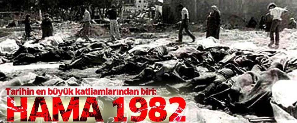 1982 HAMA Katliamı