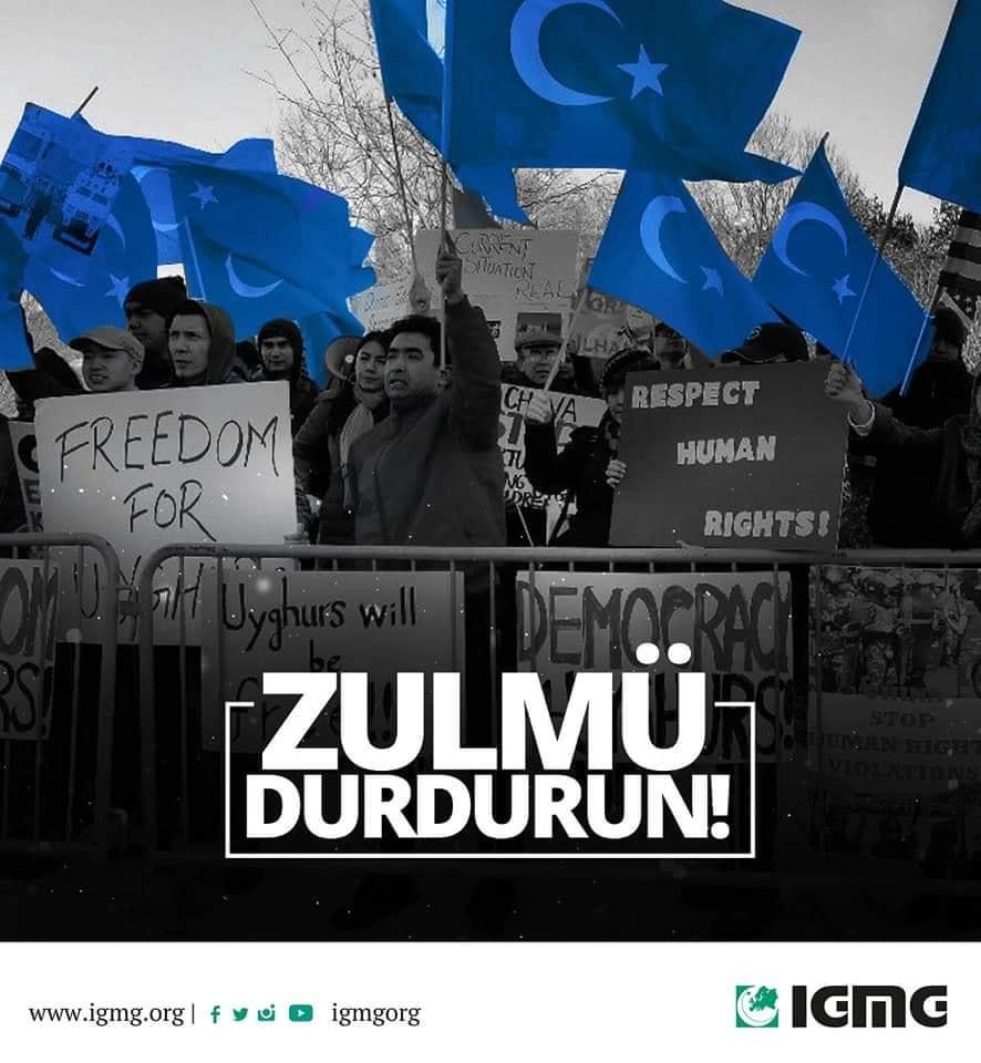 Doğu Türkistan için direniş